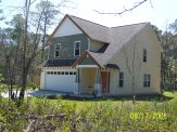 Custom Home, Belvedere Plantation, Hampstead, NC